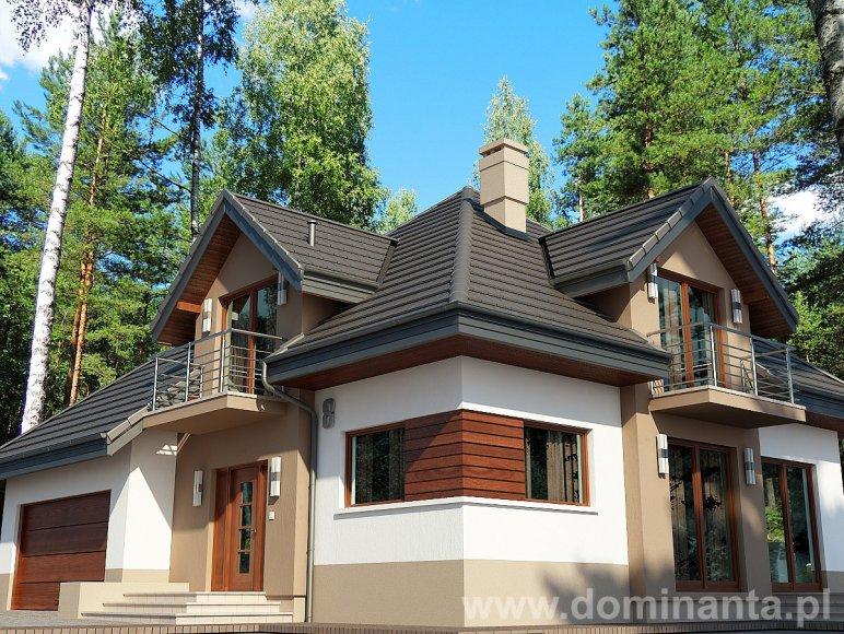 Domtodom Projekty Domów I Garaży Projekty Domów